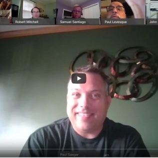 We held our May Meeting via video conference. Check it out!